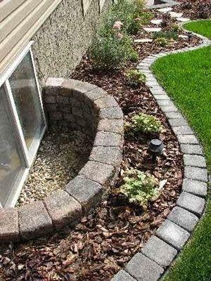 Window wells, home improvement, DIY curb appeal projects, popular pin, home proj…