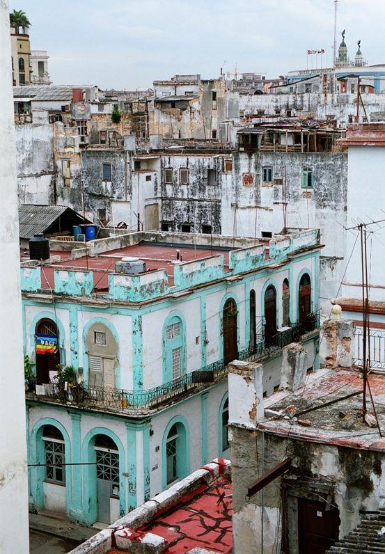 Havana, Cuba Copyright: Declan Alcock