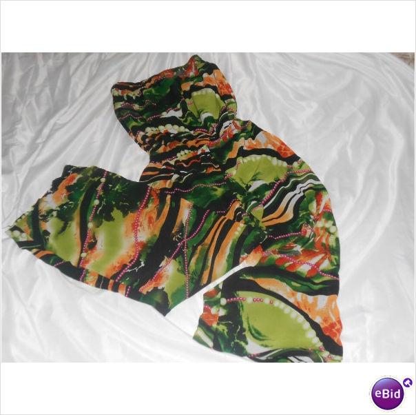 multi coloured jumpsuit size 12 on eBid United Kingdom