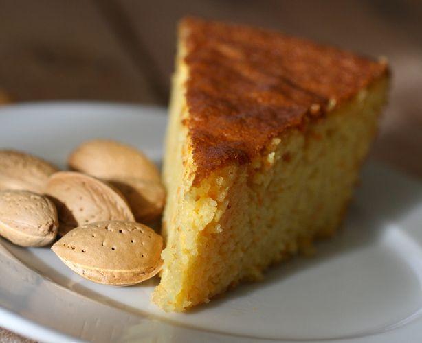 Torta di mandarini e mandorle | Il Pasto Nudo