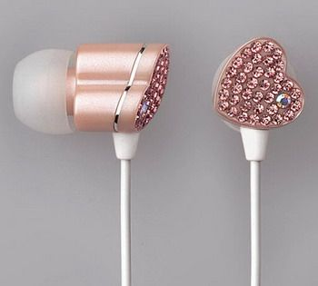 "Elecom releases ""girly"" headphones. so cute"