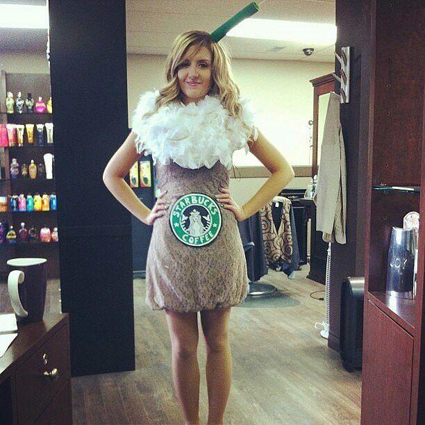 13 best Starbucks Halloween Costume images on Pinterest Starbucks - ladies halloween costume ideas