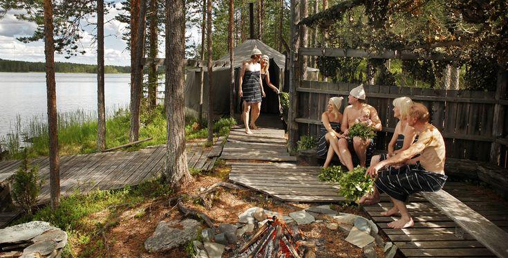 Suomesta hyvinvointimatkailun kärkimaa - 25 suomalaistuotetta edustamaan Suomea hyvinvointimatkakohteena - Visit Finland