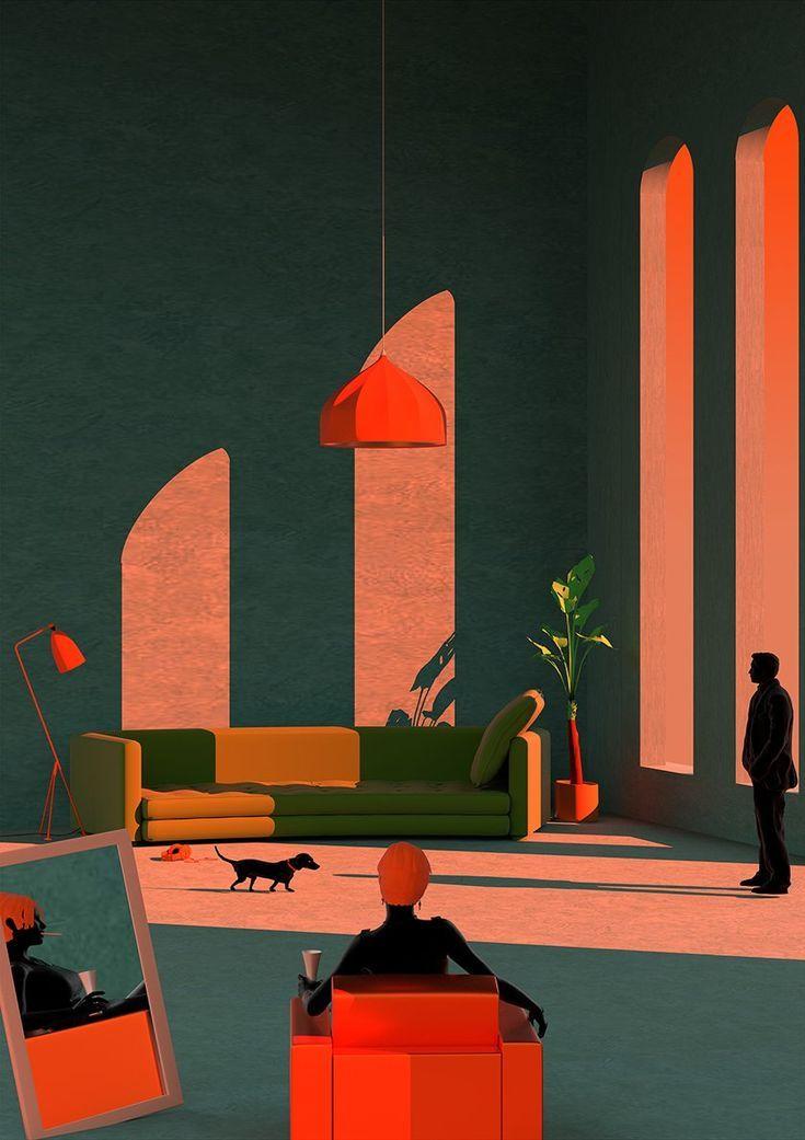 The Discovery of Self With Tishk Barzanji – #Barzanji #Discovery #illustration #… – Valencia