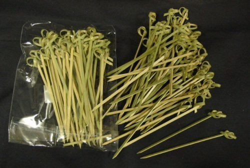#JapanBargain - #Bamboo #Skewers #Twisted #ends #4 #inch … 50 Pieces #Bamboo #Skewers with #Twisted head Dimension: #4 inches long Material: Natural #Bamboo https://food.boutiquecloset.com/product/japanbargain-bamboo-skewers-twisted-ends-4-inch/