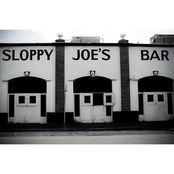 Sloppy Joes Bar Key West Fine Art Photograph on Etsy, $15.00