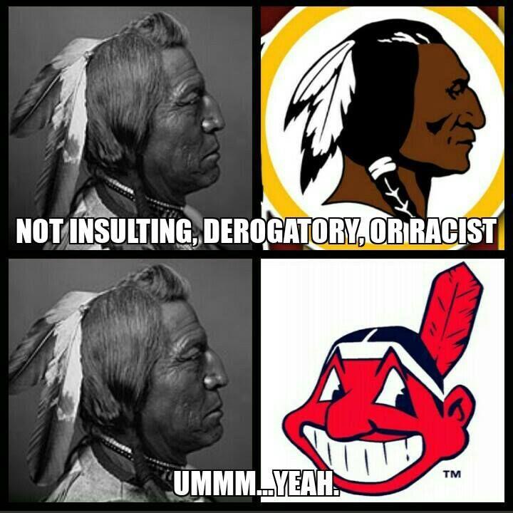Redskins Logo Designed By Native American