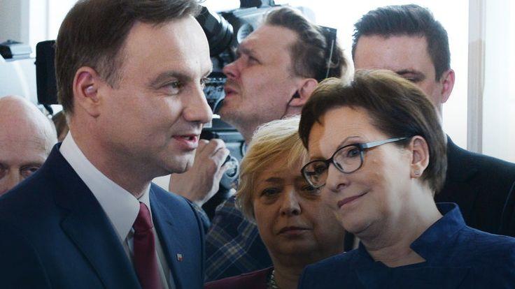 Europa przygotowuje się na nowego polskiego prezydenta #wybory2015 #Polska