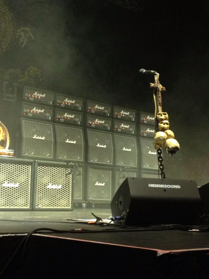 Marshall-Wall BLS JCM800
