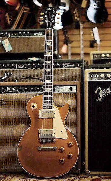 Gibson Les Paul Goldtoplaintop