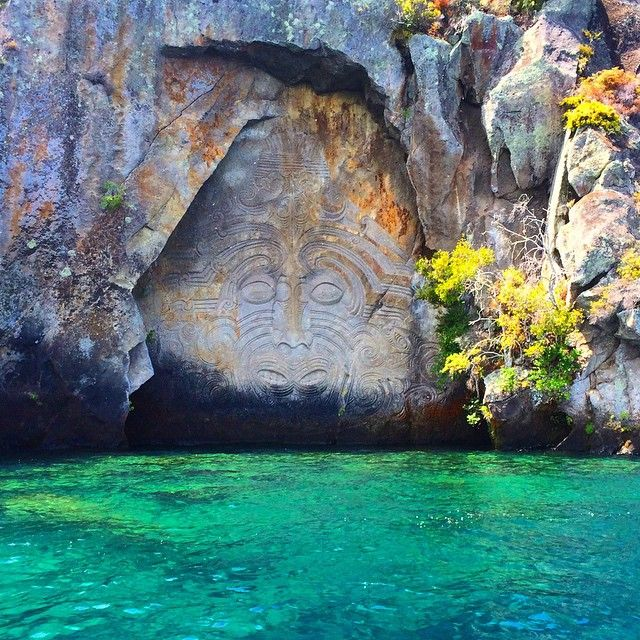 Mine Bay, Taupo