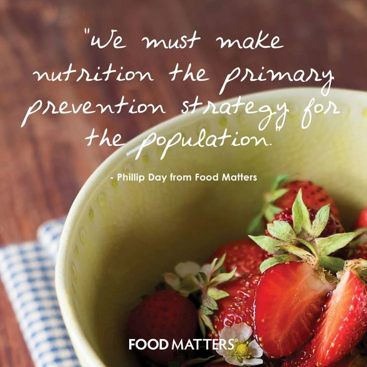 58 best food matters images on pinterest clean eating meals we must make nutrition the primary prevention strategy for the population phillip day from food matters forumfinder Images