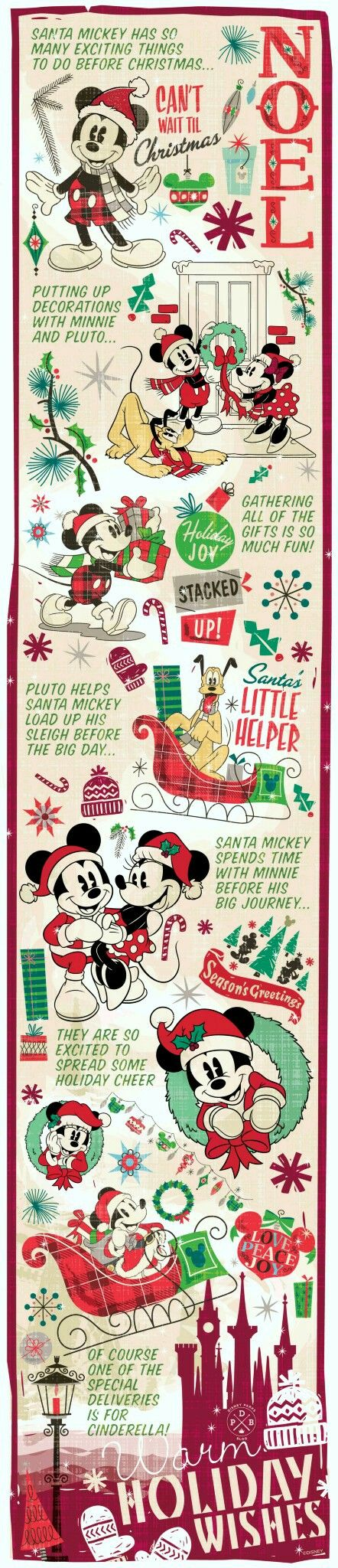 """Disney Classics"":  ""Greeting from Mickey"""