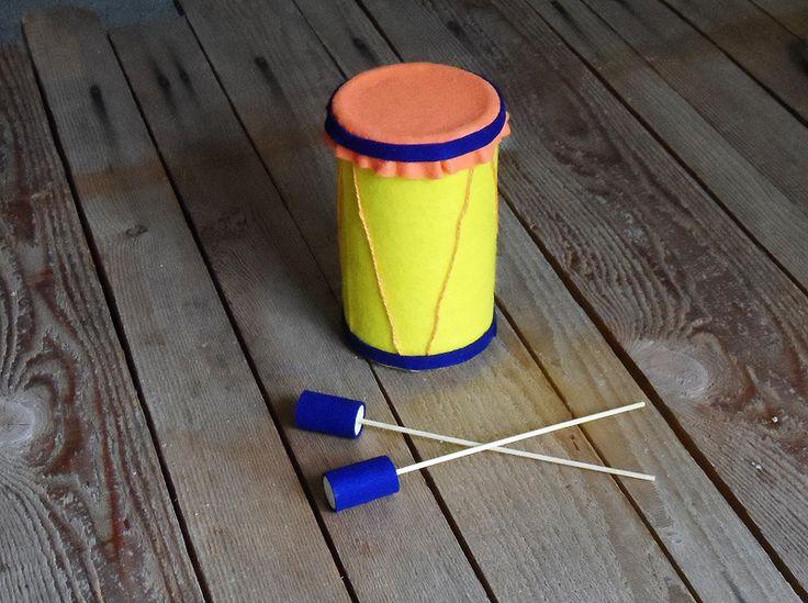 Oatmeal Container Drum @amandaformaro KixCereal.com