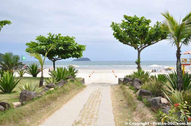 São Sebastião - SP - Praia da Baleia