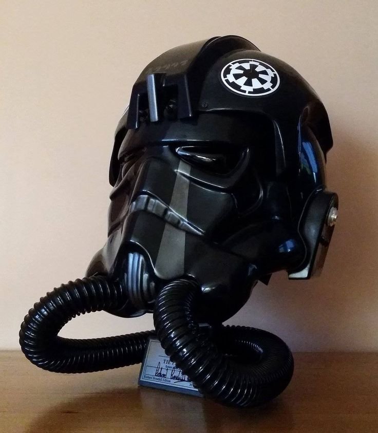 105 best images about My Collection of Star Wars Helmets ... Tie Fighter Pilot Helmet