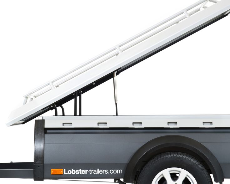 Automotive storage by Lobster Trailers