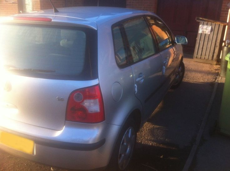 eBay: vw polo 1.4 petrol silver ,automatic. SPARES OR REPAIR new used catalytic conver #carparts #carrepair