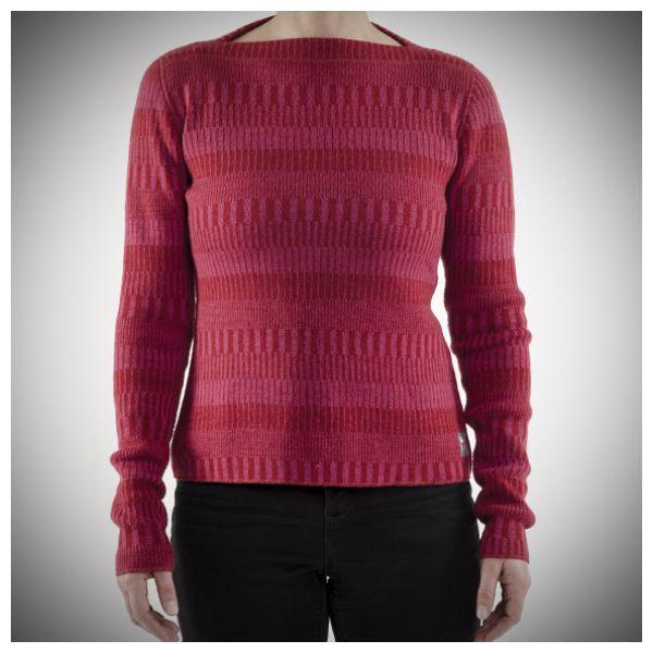 Nalta tröja rödrosa