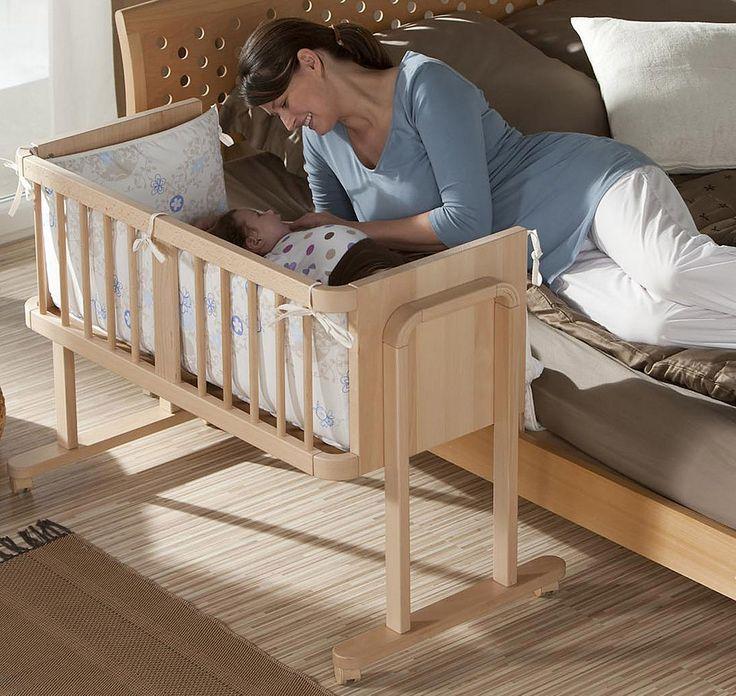 Geuther Aladin 1121 NA - детская кроватка (Natural)