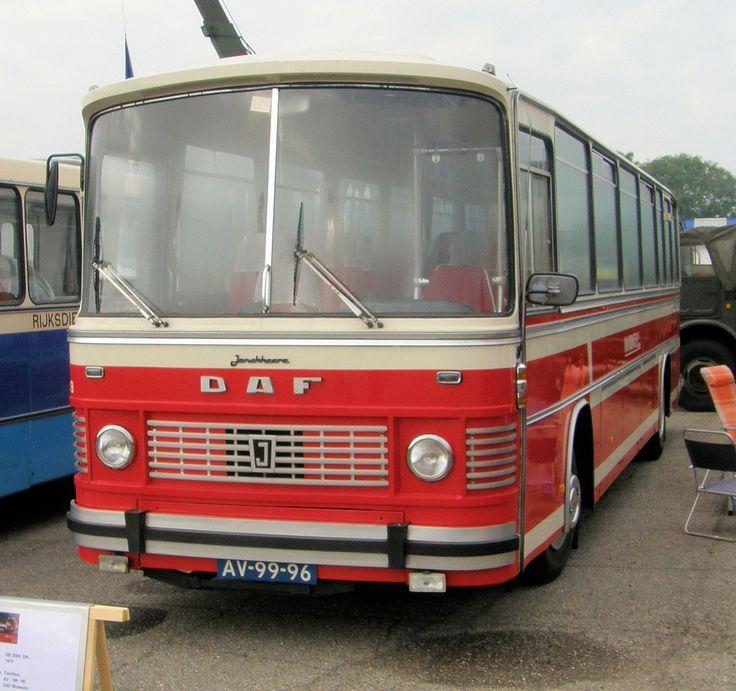 DAF SB1602 Jonckheere Bus ( DAF Museum )   Flickr - Photo Sharing!
