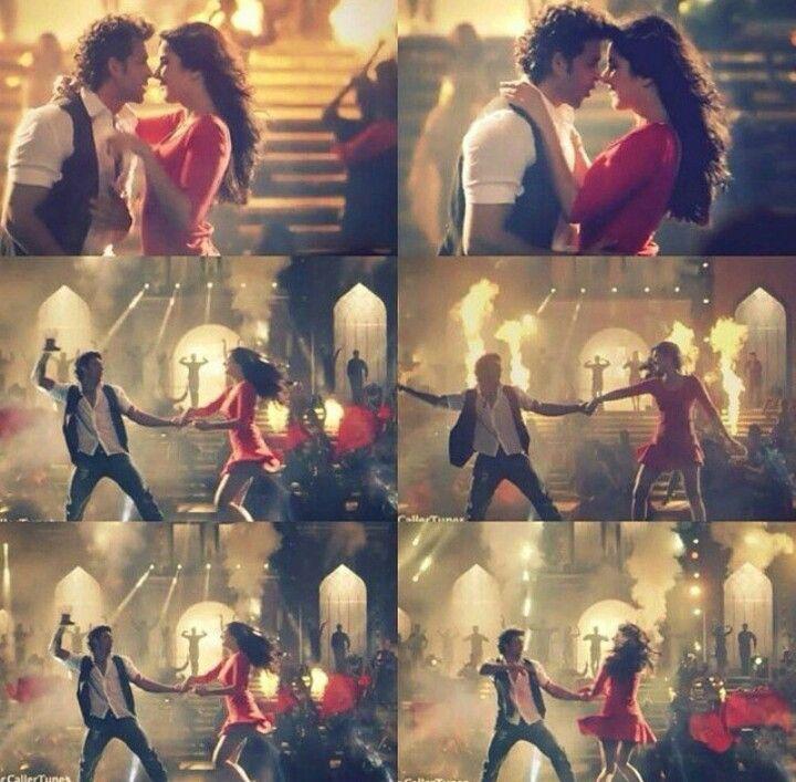 Tu Meri♥ Bang Bang Hrithik Roshan & Katrina Kaif