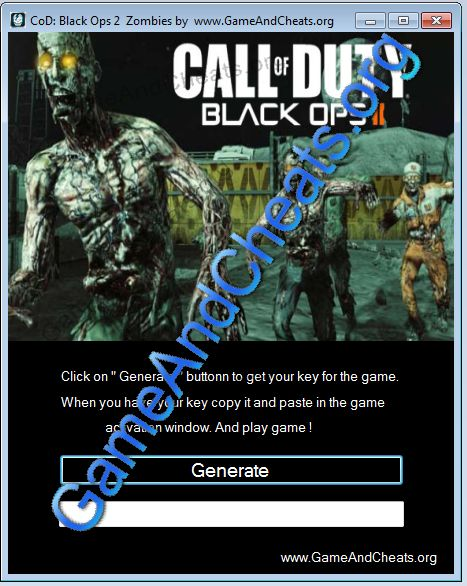 Black Ops 2 Zombies Codes | Black Ops 2 Zombies Generator - http://gameandcheats.org/black-ops-2-zombies-cheat-codes/