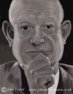 Dwight Eisenhower  (by John Fisher)