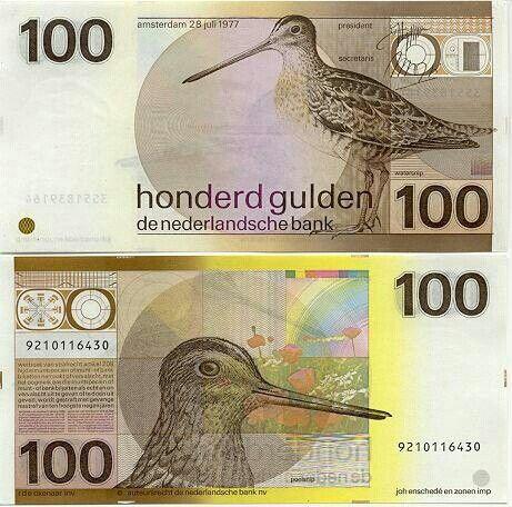 Holland 100 gulden