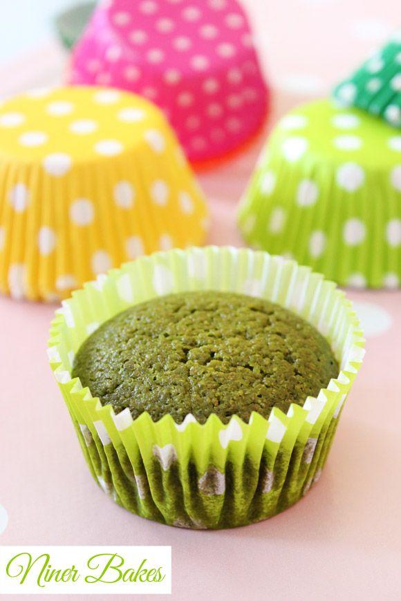recipe: easy green tea cupcakes [18]