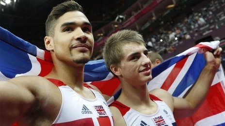 Great Britain's Louis Smith wins silver on the pommel horse, missing out on gold by the narrowest of margins after his overall score tied with Hungary's Krisztian Berki.    Both Smith and Berki scored 16.066 but Berki was awarded the Olympic gold for a fractionally higher execution score.    Smith's GB team-mate Max Whitlock put in an incredible performance, picking up a score of 15.600 to claim a bronze medal in his first Olympic Games.