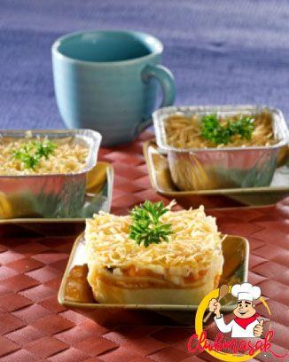 Resep Mangkuk Kentang Panggang, Menu Vegetarian Sehari-Hari, Club Masak