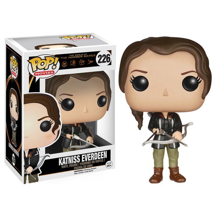 Movies Pop! Vinyl Figure Katniss Everdeen [The Hunger Games]