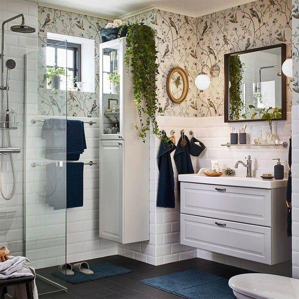 Pin On Bathrooms And Bathtubs Banos Y Baneras