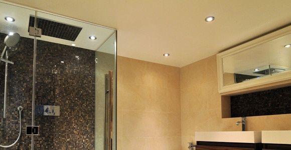 15+ Faux plafond salle de bain moderne ideas