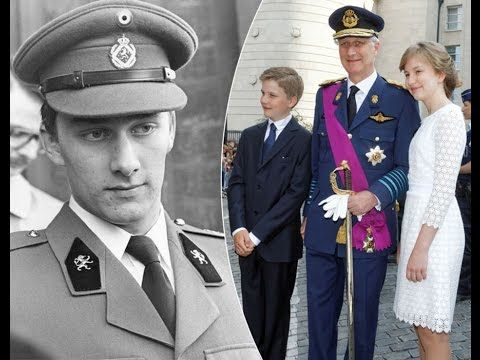 A Look at King Philippe of Belgium on Monarch's 57th Birthday
