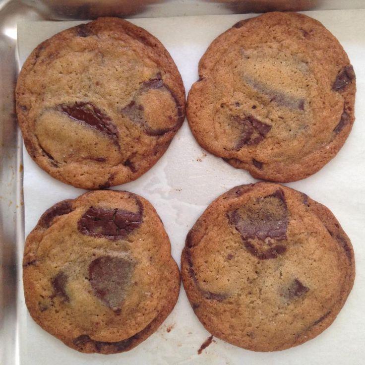 Valrhona Chocolate Chip Cookie