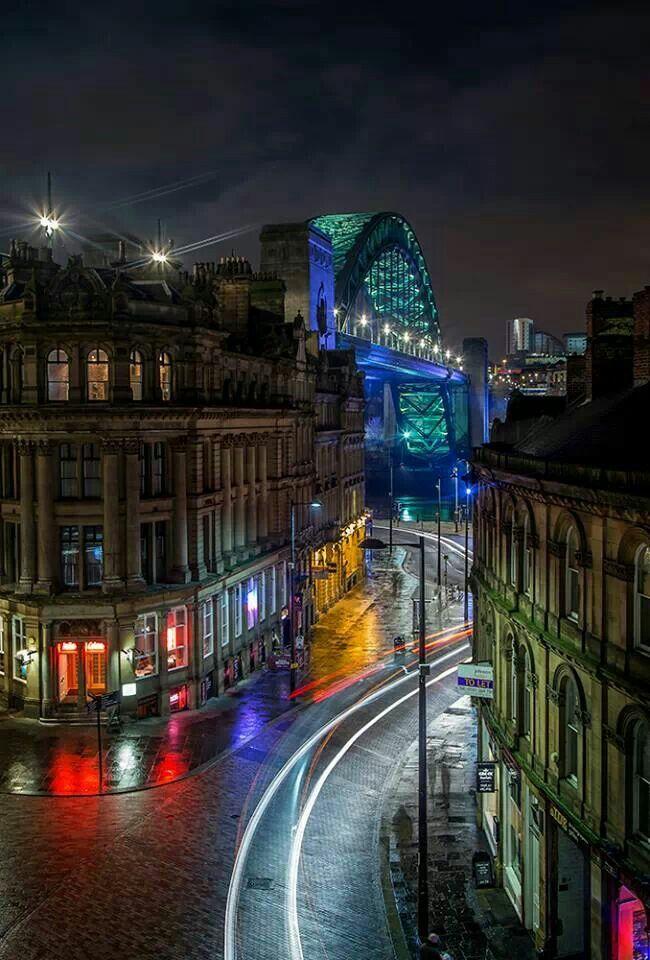 Tyne Bridge, Newcastle-upon-Tyne, England