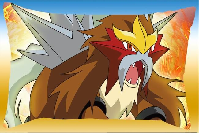 Pokemon Entei Pillow PNPW5711