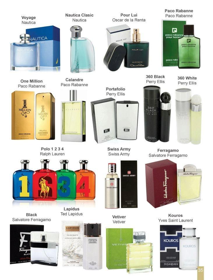 39 best images about perfumes d marka on pinterest - Marcas de te ...