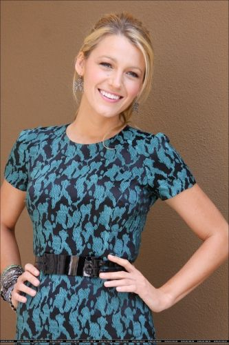 "Blake Lively; ""Savages"" LA Press Conference; 2012"