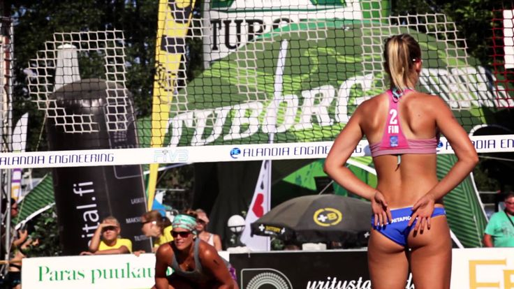 Trust Kapital Open, Finland's largest Beach Volley tournament is held yearly at the Kuopio harbor. In 2015 it also hosts Student's Nordic Championships.