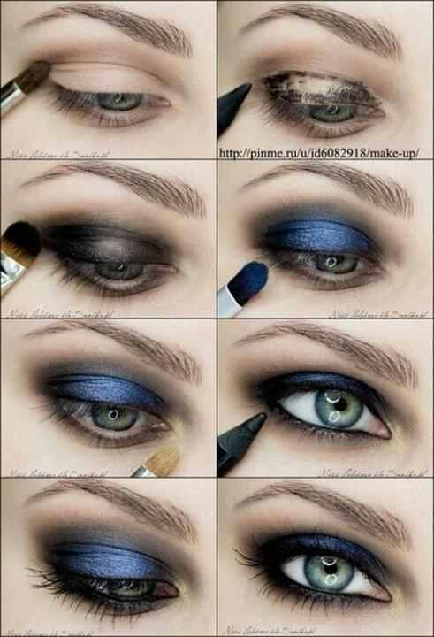 Maybe I could try this with shades of purple for Elsa?