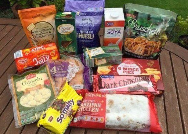 Vegan Food At Aldi Ketosnacks In 2020 Vegan Aldi Vegan Recipes Food