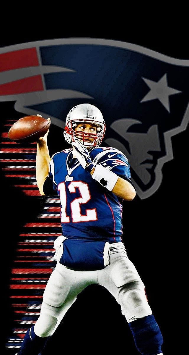 Pin By Mileena On Nfl New England Patriots Wallpaper Tom Brady Patriots Fans
