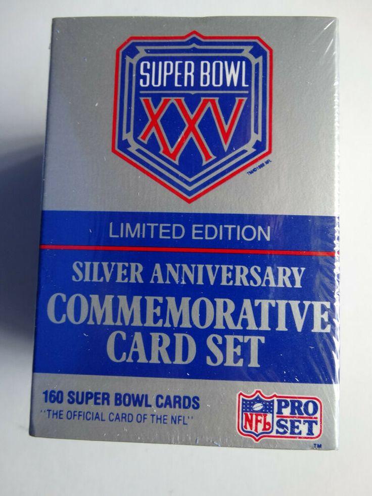 199091 pro set super bowl supermen complete set 160