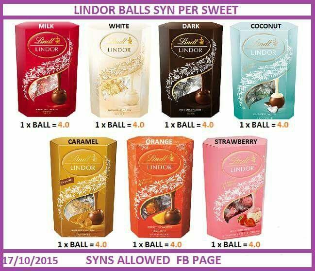 Lindor Balls