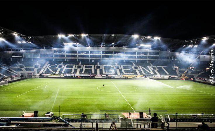 Ghelamco Arena van KAA Gent