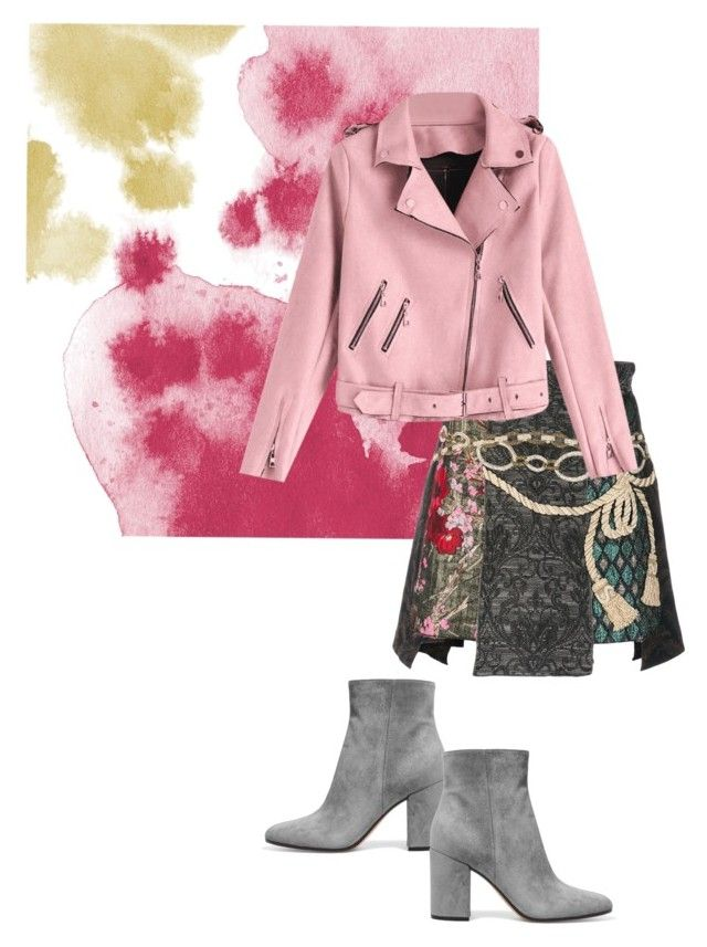 """""""Slightly Ditzy Wednesday"""" by rhymingscapes on Polyvore featuring Eightmood and Dolce&Gabbana"""