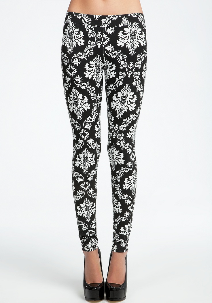 Baroque Damask Legging - Must have leggings!